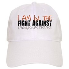 I AM IN THE FIGHT AGAINST (Baseball Cap)