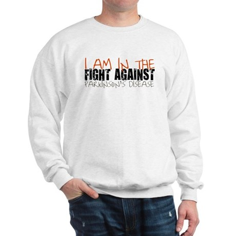 I AM IN THE FIGHT AGAINST (Sweatshirt)