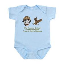 Unique Airborne 101st Infant Bodysuit