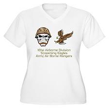 Cute 101st airborne screaming eagles T-Shirt