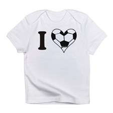 Cute Girls soccer Infant T-Shirt