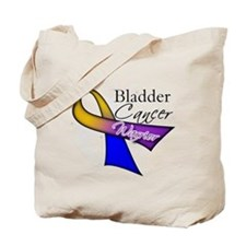 Warrior Bladder Cancer Tote Bag