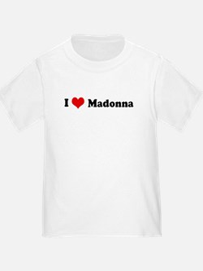 I Love Madonna T