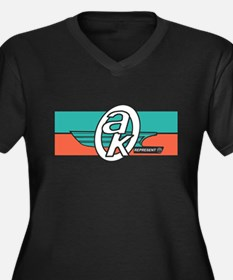 Represent AC Transit (www.rep Women's Plus Size V-