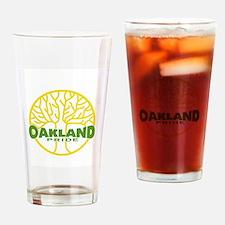 Oakland Pride Tree Light (www Drinking Glass