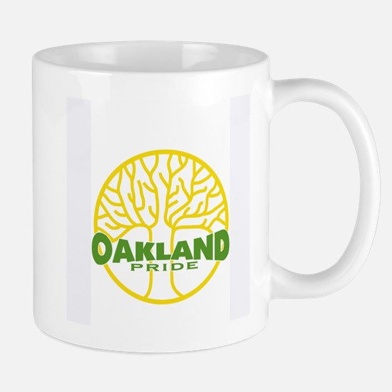 Oakland Pride Tree Light (www Mug
