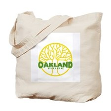 Oakland Pride Tree Light (www Tote Bag