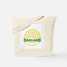 Oakland Pride Tree Light (www Tote Bag