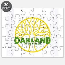 Oakland Pride Tree Light (www Puzzle