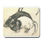 Two Tone Rats Mousepad