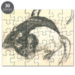 Two Tone Rats Puzzle