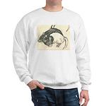 Two Tone Rats Sweatshirt