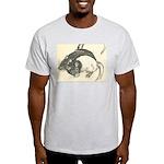 Two Tone Rats Light T-Shirt