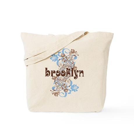 Brooklyn Swirl Tote Bag