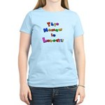 Grandparents Women's Light T-Shirt