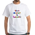 Grandparents White T-Shirt