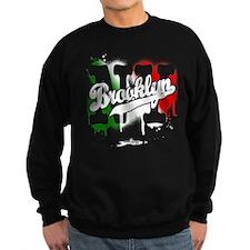 Brooklyn NY Italian Graffiti Jumper Sweater