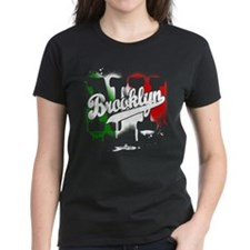 Brooklyn NY Italian Graffiti Tee