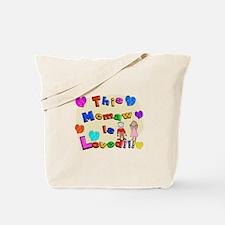 Grandparents Tote Bag