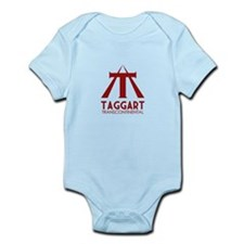 Taggart Transcontinental Red Infant Bodysuit