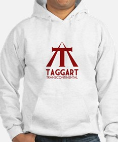 Taggart Transcontinental Red Hoodie