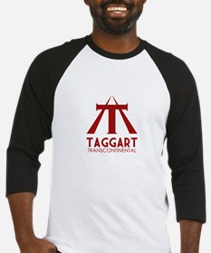 Taggart Transcontinental Red Baseball Jersey