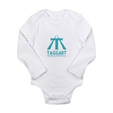 Taggart Transcontinental Blue Long Sleeve Infant B