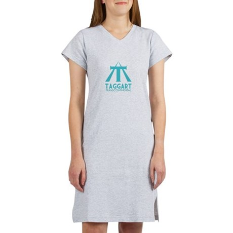 Taggart Transcontinental Blue Women's Nightshirt