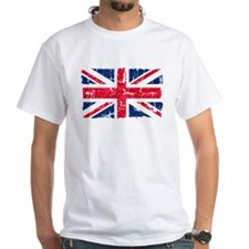 UK Flag Distressed Shirt