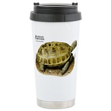 Russian Tortoise Travel Mug