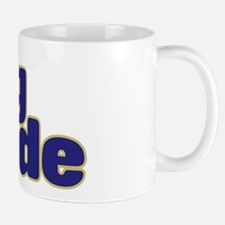 BIG DUDE (dark blue) Mug