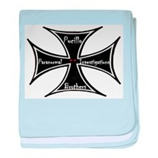 Pucillo Brothers Paranormal I baby blanket