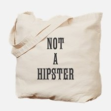 Cute Hipster Tote Bag
