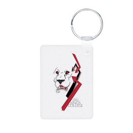 Kendall Gainey Aluminum Photo Keychain