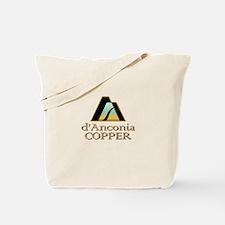 d'Anconia Copper Tote Bag