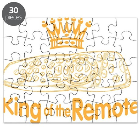 TV REMOTE KING Puzzle