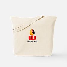 Wyatt Oil Tote Bag