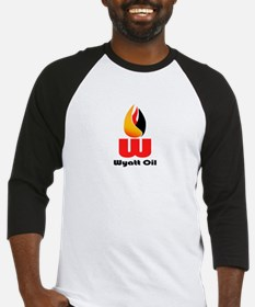 Wyatt Oil Baseball Jersey