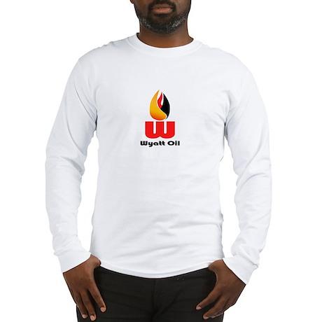 Wyatt Oil Long Sleeve T-Shirt