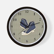 Sneakers Wall Clock