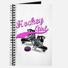 Cute Womens hockey Journal