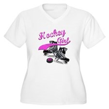 Unique Girls hockey T-Shirt