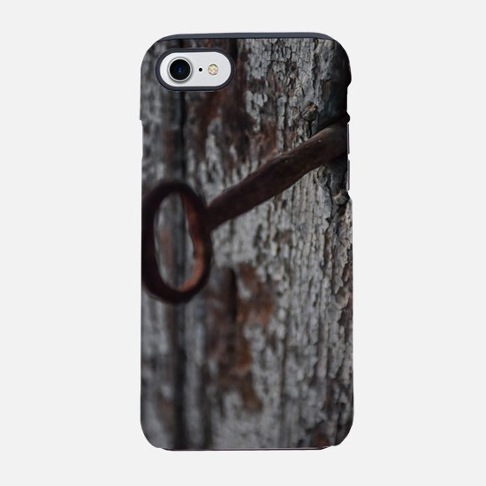 OLD KEY iPhone 7 Tough Case