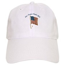 One Nation Under God Baseball Cap