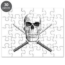 Samurai Skull Puzzle