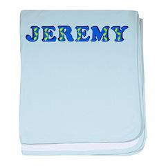 Jeremy baby blanket