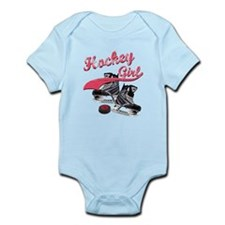 Unique Hockey youth Infant Bodysuit