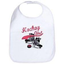 Cute Hockey youth Bib