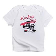 Cute Womens hockey Infant T-Shirt
