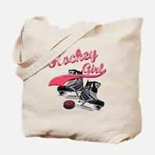 Cute Jersey chick Tote Bag